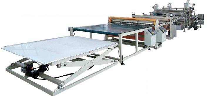 ABS板材挤出生产线