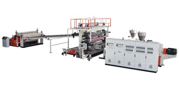 PVDF板材生產線